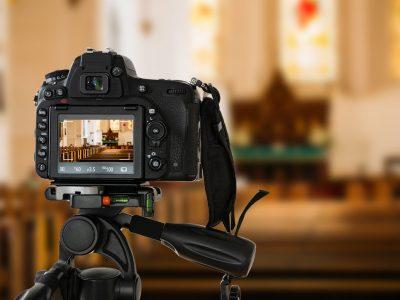 digitalización parroquia